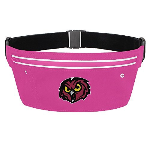 CGHNG Outdoor Bumbag Temple University Owls Mini Dumpling Waist Bag Packs Fanny Packs For Women Man Outdoors Workout - Great For Running Hiking Travel Sport Fishing
