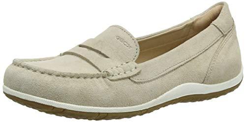 lt A Femme C6738 loafers Taupe Geox Mocassins Beige D Moc Vega nCwxp8Bq