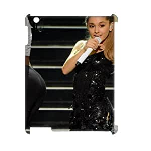 C-EUR Ariana Grande Pattern 3D Case for iPad 2,3,4 by lolosakes