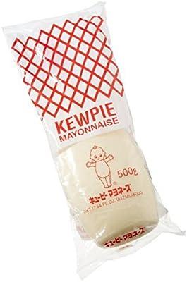 Kewpie Mayonaise, 17.64-Ounce Tubes (Pack of 2)