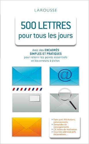 500 lettres pour tous les jours pdf ebook
