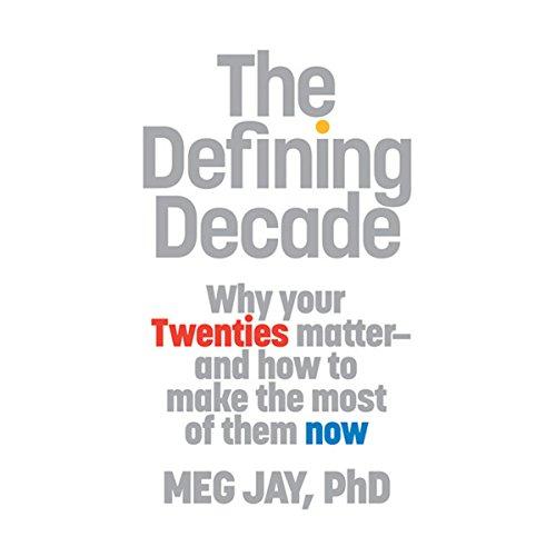 Bargain Audio Book - The Defining Decade