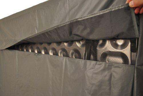 Kettler Heavy-Duty Weatherproof Indoor/Outdoor Table Tennis Table Cover