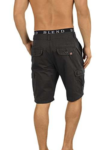 Da Uomo Blend Phantom Cargo Crixus Shorts Grey 70010 ISqxqptr