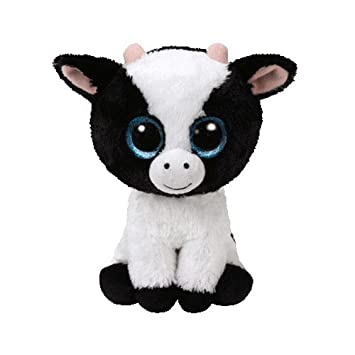 Ty Vaca Beanie Boos Butter-Vaquita 15cm (36841TY), 3 años (United