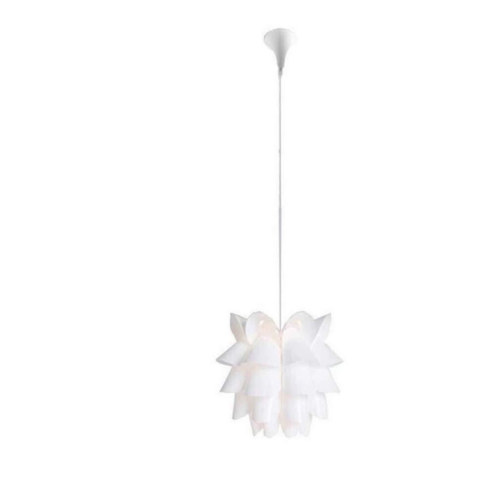 Vintage ChandelierWeiß Lotus Nordic Lighting Rasp Bars E27 Led Chandeliers Ceiling Lighting