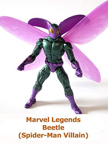 (Clip: Marvel Legends Beetle (Spider-Man)