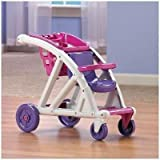 American Plastic Toys Shop With Me Stroller Made Of Safe Plastic Materials