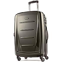 "Samsonite Reflex 2 28"" Expandable Spinner Luggage Graphite"