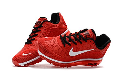 Nike Air Max 2017 KPU Red White (Red Nikes Air Shoes For Men)