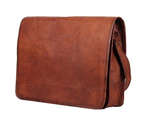 Vintage Crossbody Genuine Leather Messenger