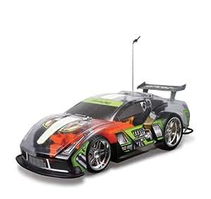 MAISTO TECH RADIO CONTROL EXPRESS LANE RC 1:14 RACING CAR KIDS BOYS TOY
