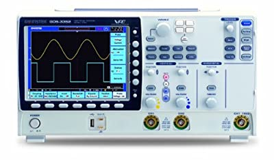 "GW Instek GDS-3000 Series Digital Storage Oscilloscope, 8"" TFT-LCD Display"