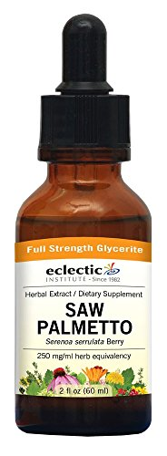 Eclectic Saw Palmetto G, Pink, 2 Fluid Ounce (Root Sarsaparilla Jamaican)