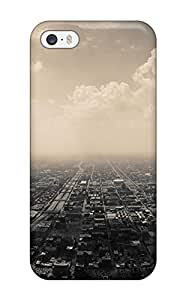 Hot Fashion HLPpOvm11990WRDYj Design Case Cover For Iphone 5/5s Protective Case (cloudy Suburbs City Iphone 5)