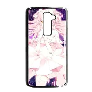 Puella Magi Madoka Magica LG G2 Phone Case Black as a gift H6997567