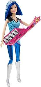 Barbie In Rock 'N Royals Pop Star Doll