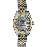 Rolex Datejust Automatic-self-Wind Female Watch 179173 (Certified Pre-Owned)