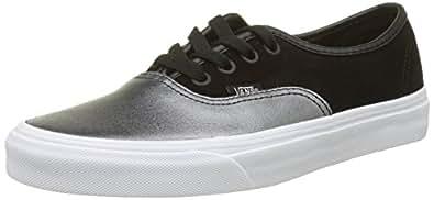 Vans Women's Authentic Seasonal Leather Trainers Size: 0