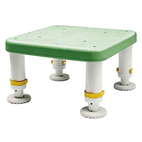 シンエイテクノ ダイヤタッチ浴槽台 コンパクトサイズ グリーン 15-25 SYC15-25   B075QHVRVZ