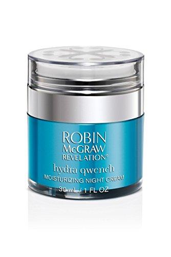 Robin McGraw Revelation Hydra Qwench - Moisturizing Night Cream, 1 fl. oz ()