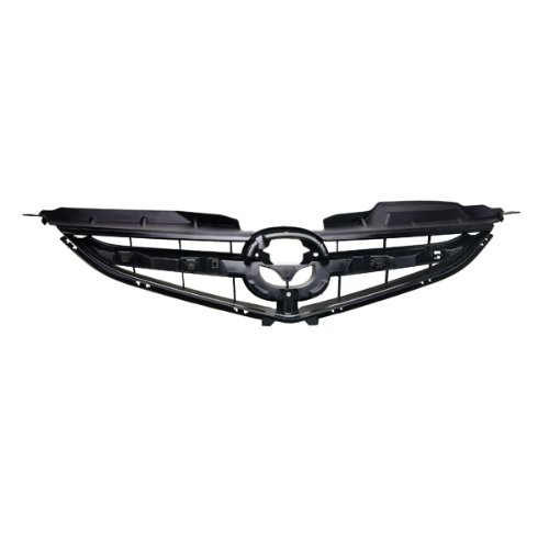 Grille Grill Assembly New Replacement Parts Unit Passenger Van 4-Dr, 400-312053 C29150712B MA1200183 ()