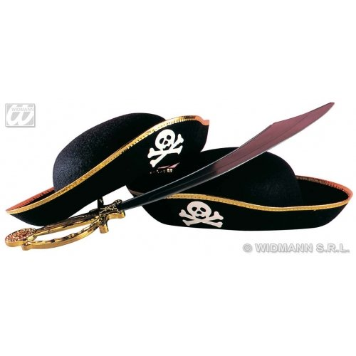 Children's Musketeer Hat -