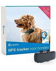 Tractive TRATR1 GPS-tracker voor honden, onbeperkt bereik, activiteitenmonitor, waterdicht (2019 model)