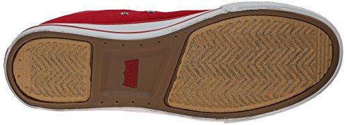 Buck Brown Red Hamilton Sneaker Fashion Levis 7F1Sxwqgn