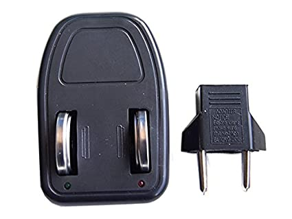 Inotech-Cargador con 2 pilas de botón CR2430-Pila 7,6 cm, 3,6 V ...