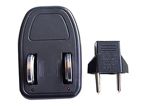 Inotech-Cargador con 2 pilas de botón CR2032-Pila 7,6 cm, 3 ...