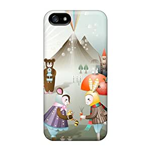 New Arrival Fun Land Qhg11851HgTA Case Cover/ 5/5s Iphone Case