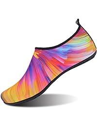 Women's Men's Kid Summer Water Shoes Barefoot Shoe Quick...