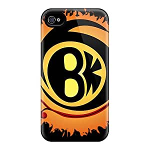 ColtonMorrill Iphone 4/4s Shockproof Hard Cell-phone Case Unique Design Fashion Papa Roach Skin [wUR18010TMhw]