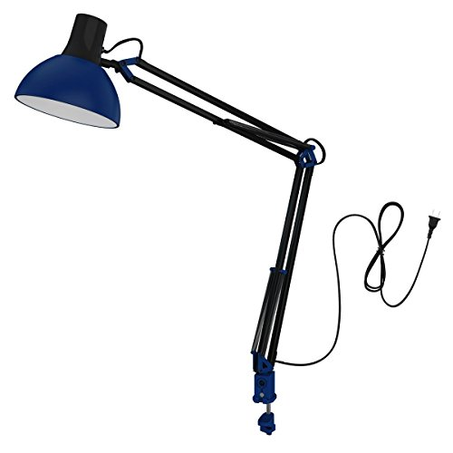 k Lamp,Multi Joint Clamp on Table Light, Architect Office/Workbench/Computer Task Light,Bulb Sold Separate ()