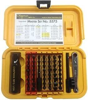 product image for Chapman 5575 53-Piece Master Mini-Ratchet Set