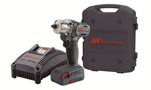 Ingersoll Rand W5130-K1 3/8-Inch Mid-Torque Impactool Kit with Charger, Li-Ion Battery and Case by Ingersoll ()