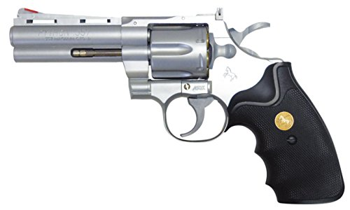 Colt Python 4 Inch Stainless