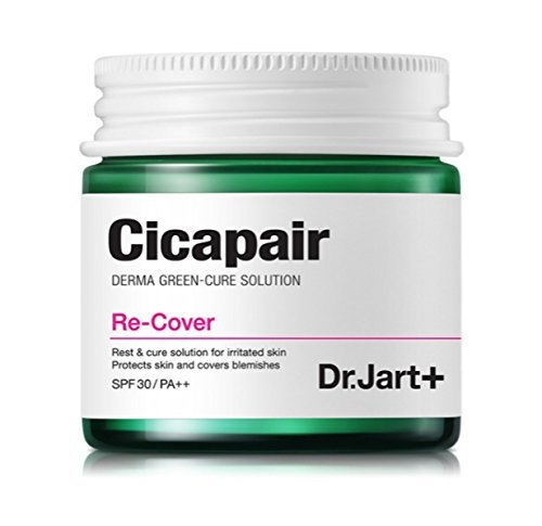 Dr. Jart Cicapair Derma Green Cure Solution Recover