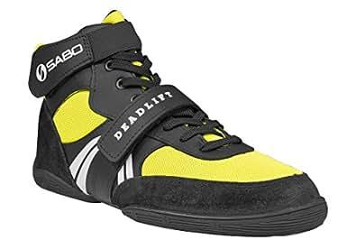 SABO Deadlift Shoes (36 RUS / 5 US, Lime)