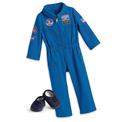 American Girl Luciana Vega Flight Suit