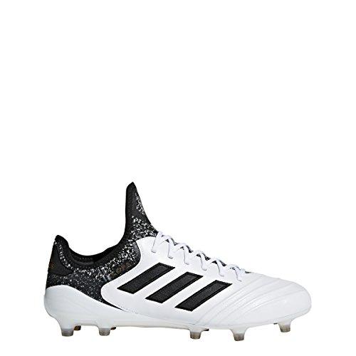 Adidas Copa 18.1 Mænds Fg Fodboldstøvler Hvid-core Sort-taktile Guld Metallic XbDynVwuQ
