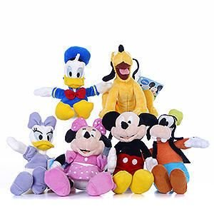 Disney Mickey Mouse Clubhouse - Peluche de Daisy (20,3 cm)