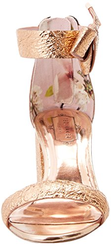 Women's Kerria Sandal Heeled Ted Gold Rose Baker STxnxq6