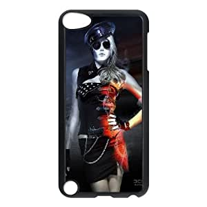 iPod Touch 5 Case Black Game Girl LV7138434