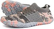 JOOMRA Women's Minimalist Trail Running Barefoot Shoes   Wide Toe Box   Zero