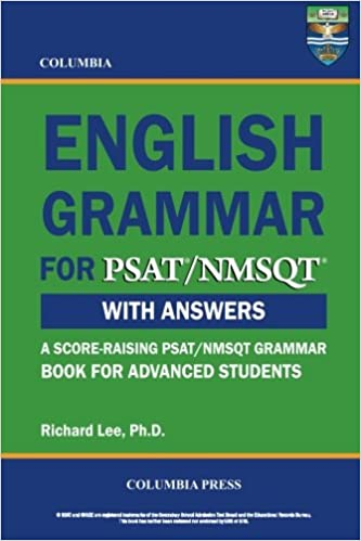 Columbia English Grammar for PSAT/NMSQT
