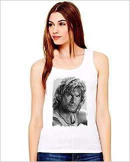 947dc05cd425b Patrick Swayze Face T Shirt Novetly Fun Wear Tank Top  0647341423879   Amazon.com  Books