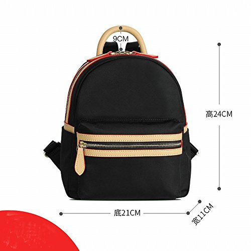 Handbags C Bag Factory Shoulder Women Ladies Cloth Color Nylon Backpack Hit Leisure AUqSTwH