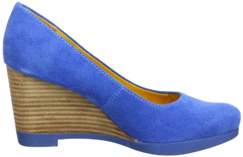 838 Women's Blue Royal Pumps s Oliver Blau Casual w8x0waq7